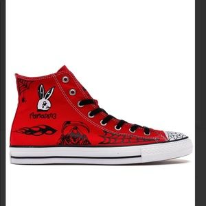 Men's Chuck Taylor All-star Pro Sean Pablo Red